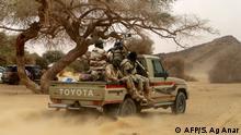 Niger Symbolbild Armee