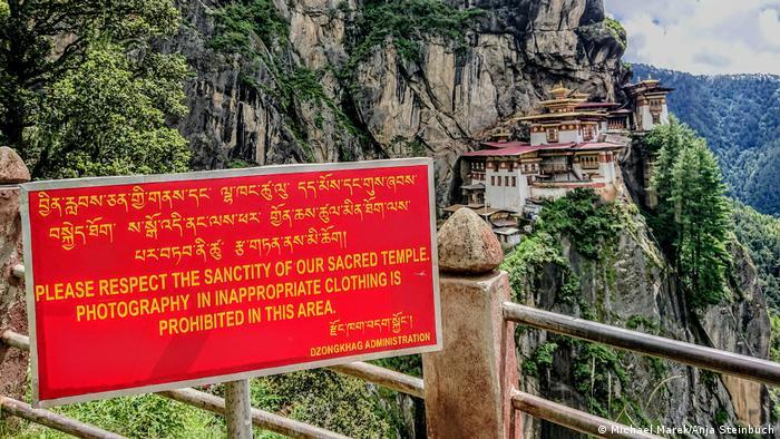 Bhutan | Bild 10 Tigernest