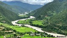 Bhutan | Bild 1a Phunaka Tal
