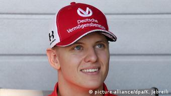 Mick Schumacher, piloto alemán de Fórmula 2.