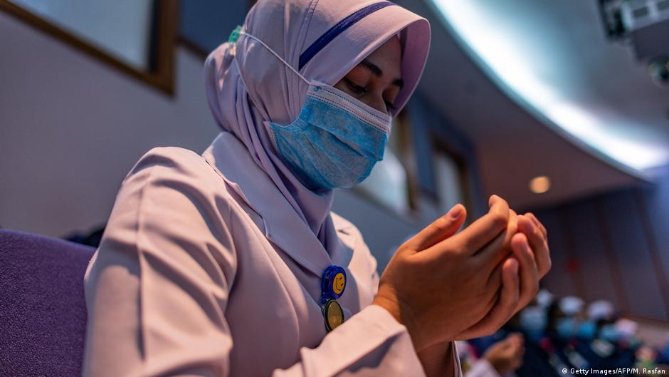 Oración en pandemia