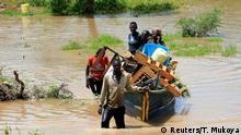 Überschwemmungen in Kenia