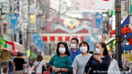 Japan Corona-Pandemie Tokio (Reuters/Kim Kyung-Hoon)