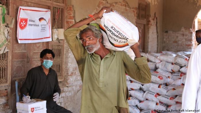 Pakistan Pressebilder Deutsche Botschaft Islamabad | Deutsche Hilfe in der Corona-Pandemie