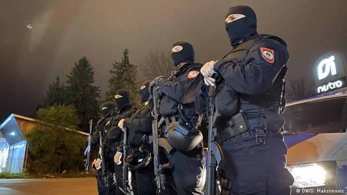Policijski sat u Banja Luci u ožujku - veliki stres