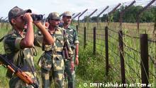 Bangladesch Grenzgebiet zu Indien | Grenzsoldaten