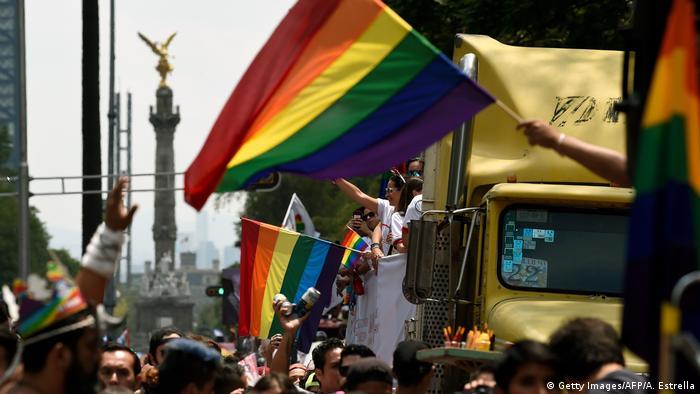 LGBT in Südamerika - Mexiko