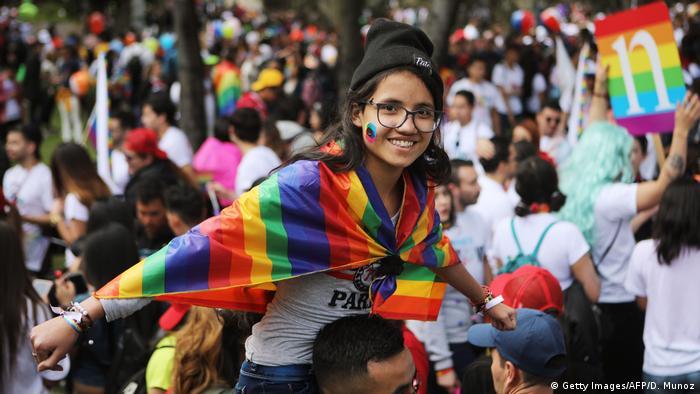 LGBT in Südamerika - Kolumbien