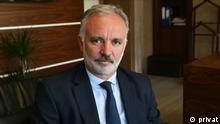 Ayhan Bilgen, Oberbürgermeister der osttürkischen Stadt Kars Copyright privat
