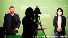Deutschland | Digitaler Grünen-Parteitag zur Corona-Krise