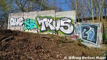 Pressebild Reste der Hinterlandmauer Dolomitenstrasse