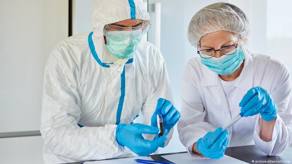 Ученые в Германии: Коронавирус атакует не только легкие   Новости из  Германии о Германии   DW   14.05.2020