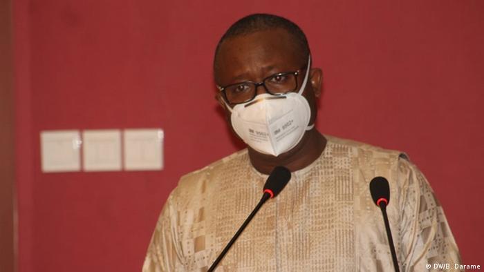 Guinea-Bissau Präsident Umaro Sissoco Embalo