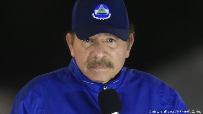 El presidente de Nicaragua, Daniel Ortega, desapareció cinco semanas en medio de la pandemia.