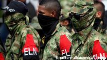 Kolumbien ELN Guerillagruppe erklärt Waffenruhe wegen Corona