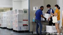 Singapur Mütter aus Malaysia schicken gefrorene Muttermilch nach Hause