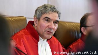 Trybunał w Karlsruhe
