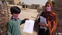 Pakistan Karatschi | Coronavirus | Zu Hause lernen
