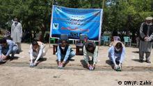 Afghanistan Provinz Khost Kühlhäuser werden gebaut