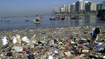 Σκουπίδια στη θάλασσα, μόλυνση παντού