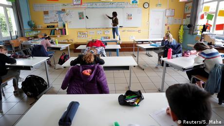 Μαζικές απεργίες εκπαιδευτικών στη Γαλλία