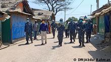 Erster Fall von Covid 19 in einem Rohingya-Camp in Bangladesch