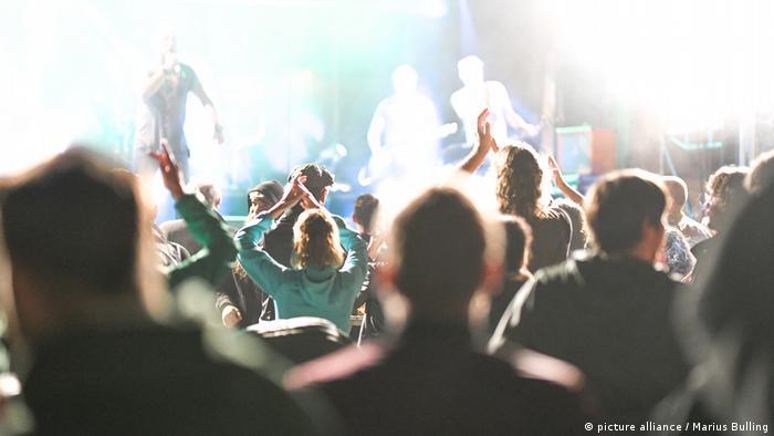 Veranstalter in der Krise Symbolfoto - Konzert