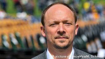Marco Wanderwitz, comisionado gubernamental para las nuevas regiones alemanas.