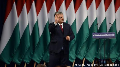 Ουγγαρία Όρμπαν κομματικό συνέδριο