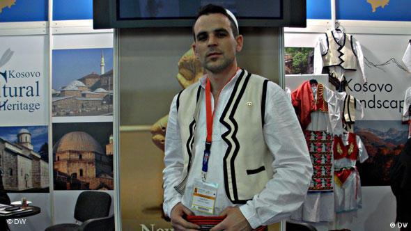 Flash-Galerie ITB Berlin Tourismusmesse 2010 albanisch (DW)
