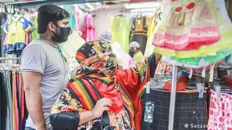 Bangladesch   Eid Shopping