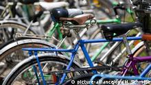 Deutschland Coronavirus Fahrrad-Boom
