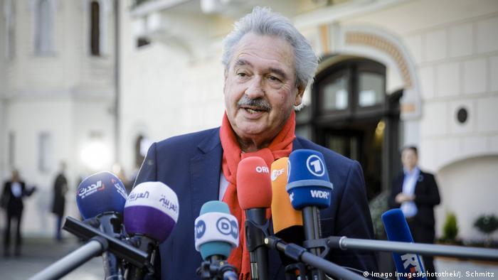 Міністр закордонних справ Люксембургу Жан Ассельборн