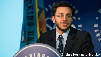 Francisco González, profesor de la Escuela de Estudios Internacionales de la Universidad Johns Hopkins.