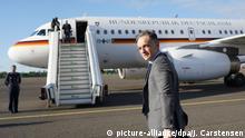 Deutschland Berlin | Reise nach Luxemburg | Außenminister Maas