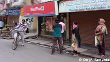 Indien Kolkata | Coronavirus | Medikamenten-Engpässe