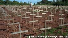 Ruanda Symbolbild Völkermord