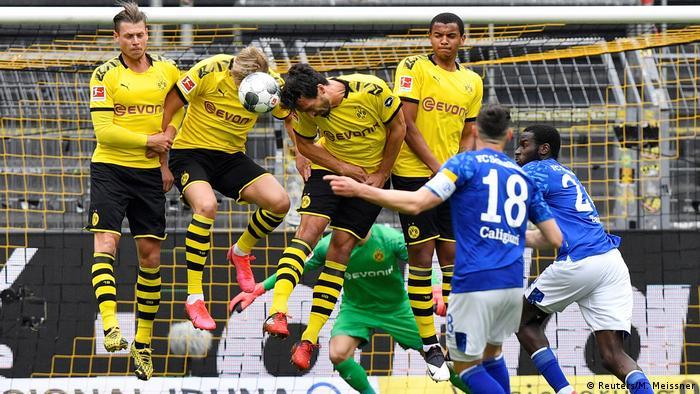 Bundesliga BVB melawan Schalke