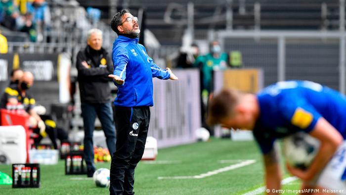 Deutschland Bundesliga BVB gegen Schalke