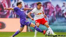 Deutschland Bundesliga RB Leipzig gegen Freiburg
