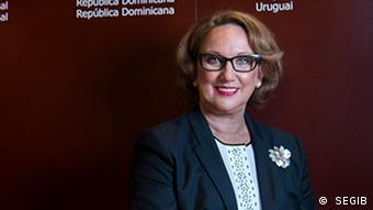 Rebeca Grynspann, General Sekretärin der SEGIB