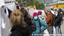 Berlin Anti Corona-Maßnahmen Demonstration