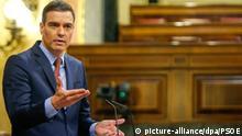 Pedro Sanchez Ministerpräsident von Spanien