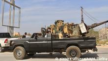 Libyen Regierungssoldaten
