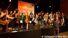 Jiddisches Sommer-Weimarer Festival