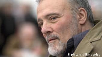 Hungarian author György Dalos