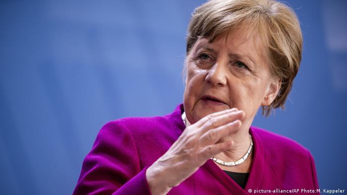 Angela Merkel: Germania se află încă la începutul pandemiei de coronavirus