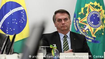 Brasilien   Coronavirus   Jair Bolsonaro