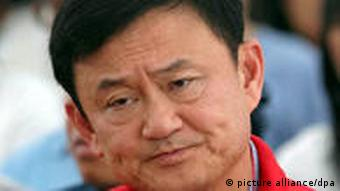 Former President Thaksin Shinawatra was ousted in a coup in 2006