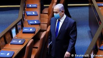 Нетаньяху заступає на посаду прем'єра під час пандемії